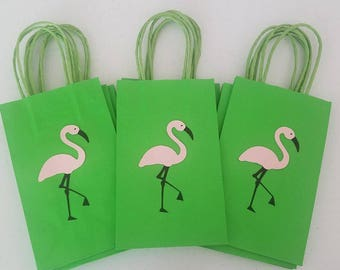 Flamingo Party Bags (20 count)