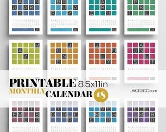 office calendar download