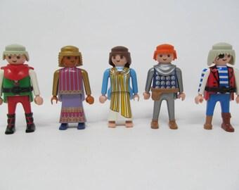 Playmobil People - set of 5