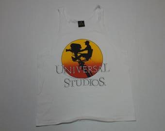 Universal Studios Tank Top Shirt Vintage 1990s L
