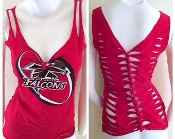 Atlanta Falcons Football Custom Made Top