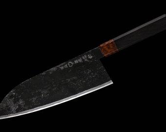 "Worlds Finest Chefs Knife? ""Godzilla"" 222mm Shosui Takeda AS Gyuto"
