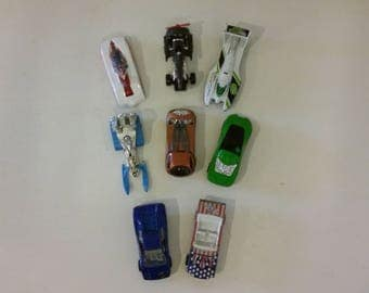 Vintage Hotwheel Toy Cars, 1990's