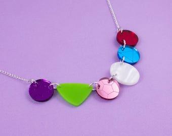 Crystal Gems - Steven Universe Necklace