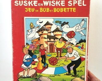 Vintage Spike and Suzy Game