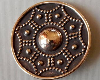 Scottish Targe or Shield - Brooch and Pendant