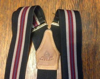 Arrow Striped Braces