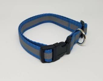Reflective Dog Collar Medium