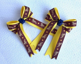 Gaited Horse Show Bows, Hair Accessory, Beautiful Gift