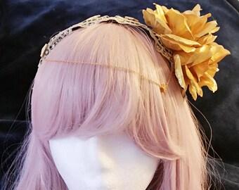 starry night Headband