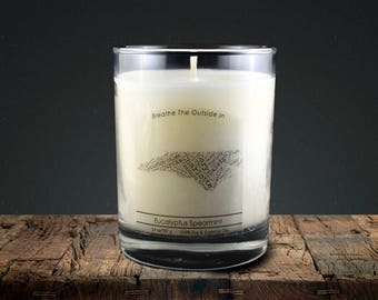 North Carolina | 100% soy wax & essential oil candle | Classic Tumbler | 14oz.