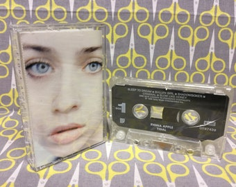Tidal by Fiona Apple Cassette Tape rock