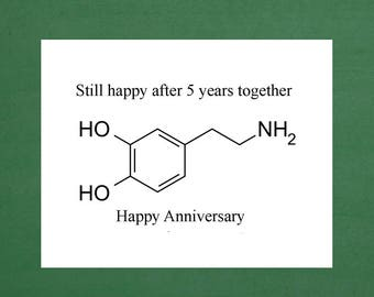 5th anniversary 5th anniversary card happy 5th anniversary 5 years together 5th