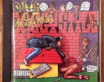 Vintage Snoop Doggity Dog Dog CD