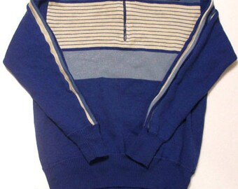 70's Santini cycling jersey made in Italy