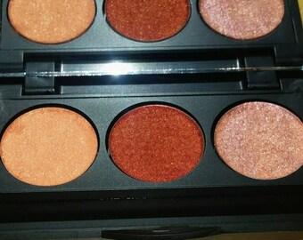 Diva Cosmeticz Autumn GLAM Eyeshadow palette.