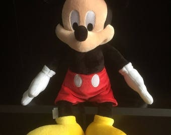 Micky Mouse Plush