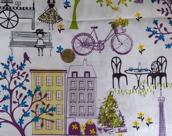 Paris in The Springtime Fabric