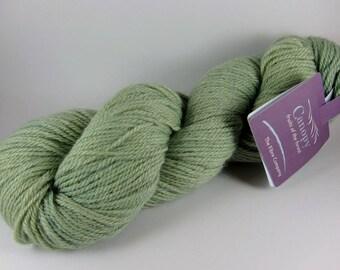 The Fibre Co. - Canopy Fingering, Fern, alpaca yarn, wool yarn, bamboo yarn, fingering yarn, green yarn