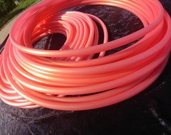Shakti color shift 3/4th hdpe Collapsable for Travel with Push Pin Lock dance performance hula hoop