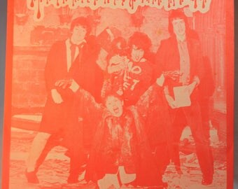 """Slaughter And the Dogs  """"Cranked Up Really High"""" British early Punk 45 Vinyl. 1977"""