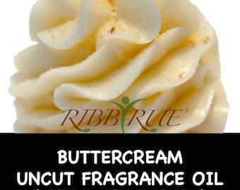 Pure Buttercream Uncut Fragrance Oil - FREE SHIPPING SHIP