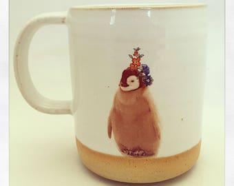 Talk to the Animals- Penguin Mug