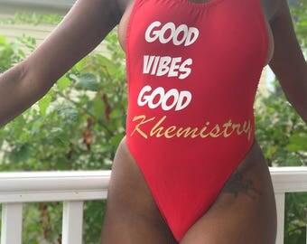 Good vibes good khemistry onepiece