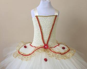 Robe tutu ballerina4, 6 ans /tutu dress ballerina 4, 6 years