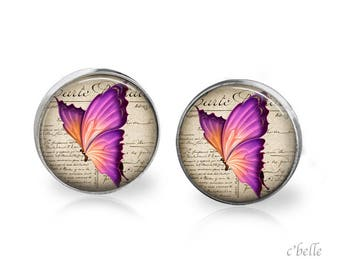 Earrings Butterfly 5