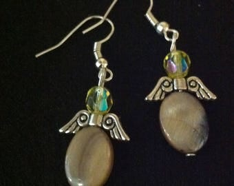Costume jewelry: Earrings Angels mod4