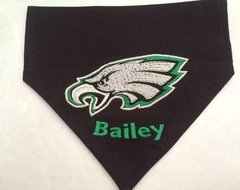 Philadelphia Eagles Dog  Bandana