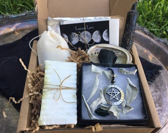 SUMMER Spell Kit Subscription Box ~ PREORDER ~ Protection Spell Kit ~ The Witch's Runes