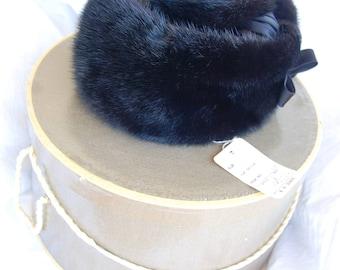 Mink Fur hat from Sweden