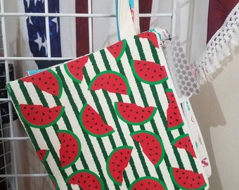 Watermelon Bikini Bag