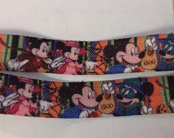 SALE *** Disney Halloween Trick or Treat hair tie/bracelet *** SALE