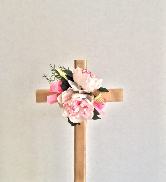 Cemetery flowers, grave decoration, memorial cross, flowered cross, Floralmemorials,