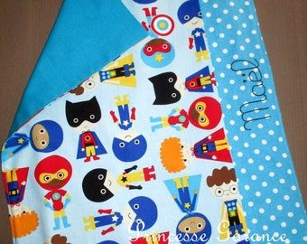 "Canteen, birthday, Easter * napkin, canteen, ""as the great"", personalized, mini superhero - custom"