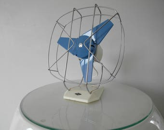 Vintage ITHO electric ventilator fan from the '60.