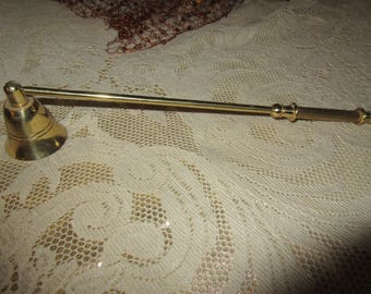INDIA CANDLE SNUFFER