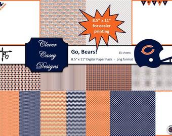 Go, Chicago Bears!