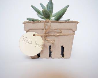 Wedding favor, thank you gift, birthday gift, get well soon gift