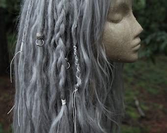 CUSTOM Dreadlock Wig * Synthetic Dreadlocks * Dreadlock Extensions * Single Ended Dreads * Double Ended Dreads * Dreadlock Beads * Pastel *