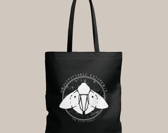 Unjustifiable Existence Tote Bag