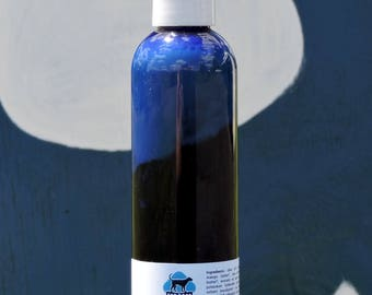 Dog Shampoo All Natural and Handmade with certified organic ingredients 4 fl oz