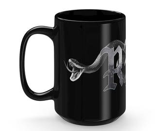 Reputation Swift Snakes Black Mug