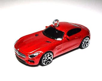 Mercedes benz amg etsy for Mercedes benz christmas ornament