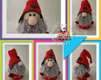 The little Christmas gnome Megno