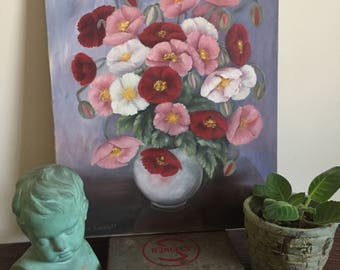 Beautiful oil painting signed by artist