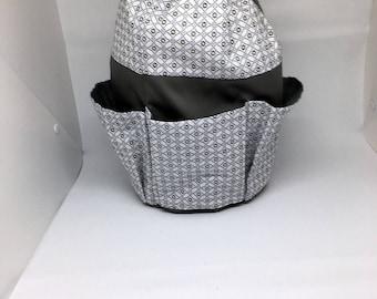 Light gray Toiletry Kit